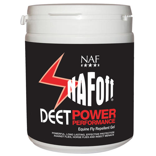 NAF OFF DEET Power Gel for Horses