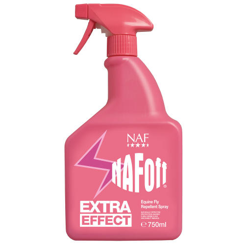 NAF OFF Extra Effect Fly Spray for Horses