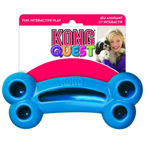 KONG Quest Bone Chew Dog Toy