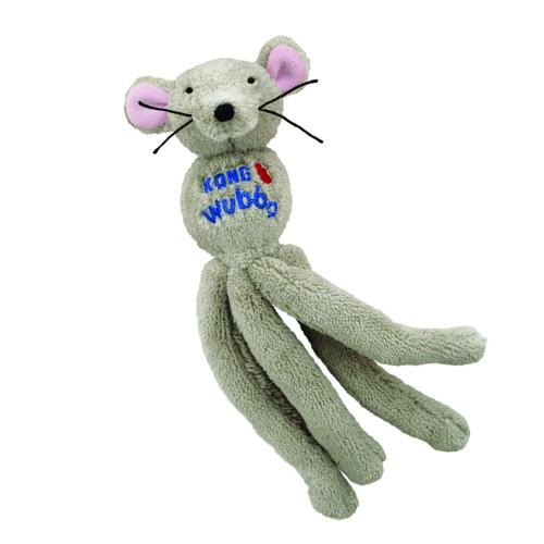 KONG Cat Wubba Mouse Cat Toy