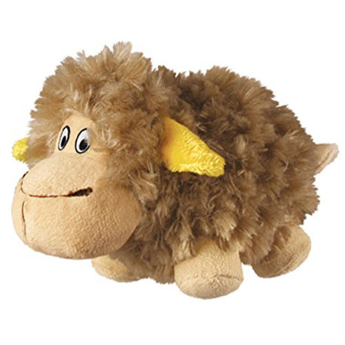 KONG Cruncheez Sheep Dog Toy