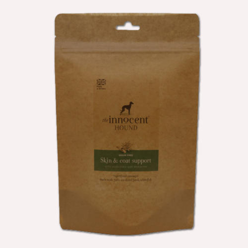 The Innocent Hound Skin & Coat Support Dog Treats