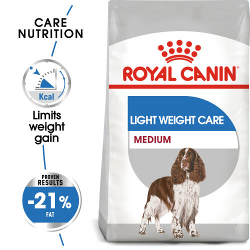 Royal Canin Medium Light Weight Care Dry Dog Food