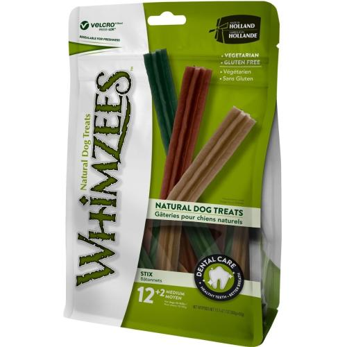 Whimzees Stix Dental Dog Chew Treat
