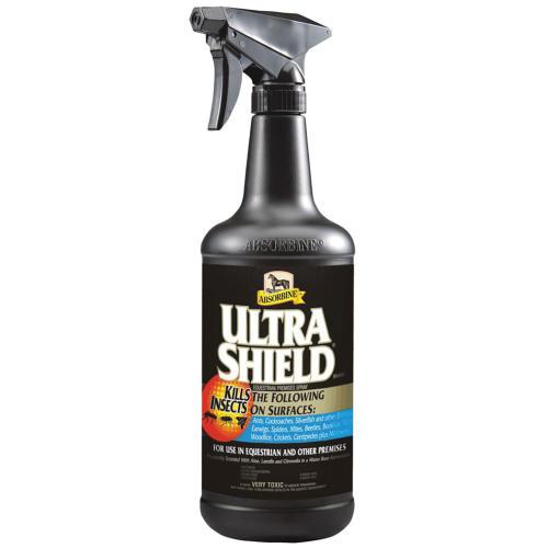 Absorbine Ultrashield Fly Repellent Spray for Horses