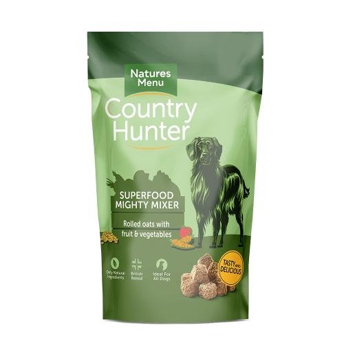 Natures Menu Country Hunter Mighty Mixer Biscuit Adult Dry Dog Food