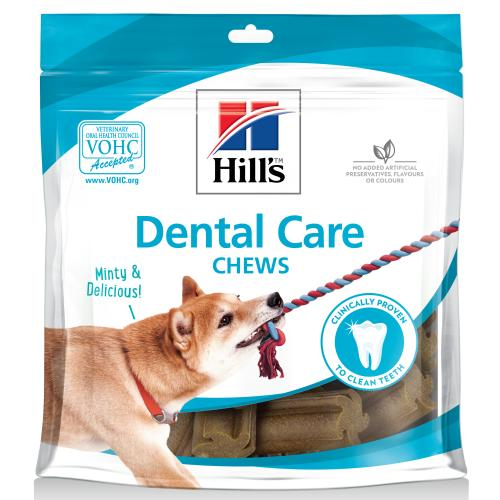Hills Dental Care Chews Dog Treats