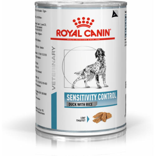 Royal Canin Veterinary Sensitivity Control Cans