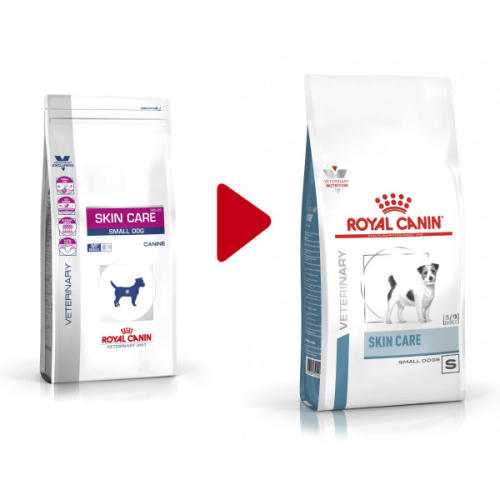 Royal Canin Veterinary Skin Care Adult Small SKS 25 Dog Food