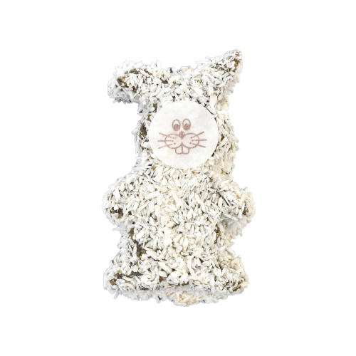 Rosewood Naturals Christmas Winter Snow Bunny Gnaw Toy