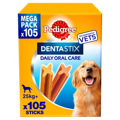Pedigree Dentastix Large Adult Dog Treats