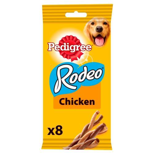 Pedigree Rodeo Chicken Chew Adult Dog Treats