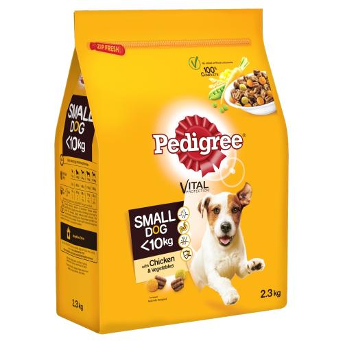 Pedigree Vital Protection Chicken Dry Small Dog Food