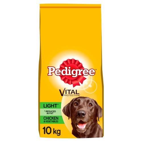 Pedigree Vital Protection Light Chicken Dry Adult Dog Food