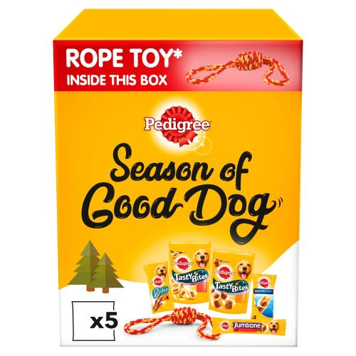Pedigree Christmas Gift Box for Dogs