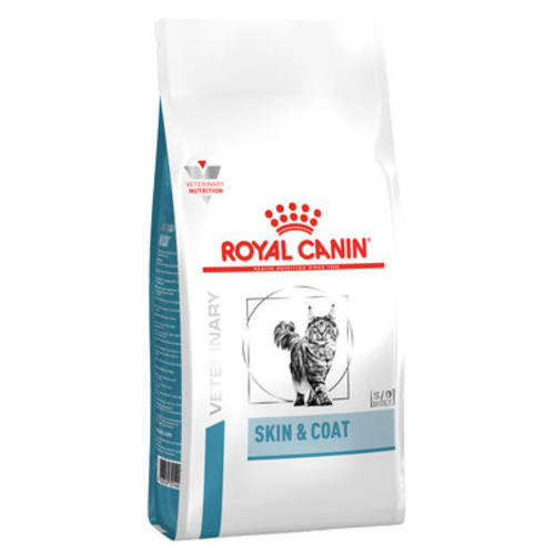 Royal Canin VCN Skin & Coat Dry Cat Food