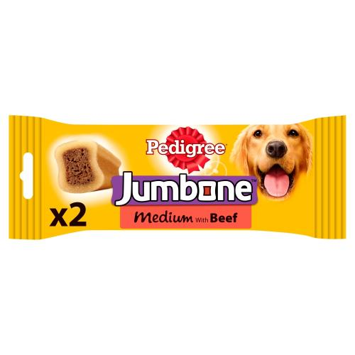 Pedigree Jumbone Beef Adult Dog Treats