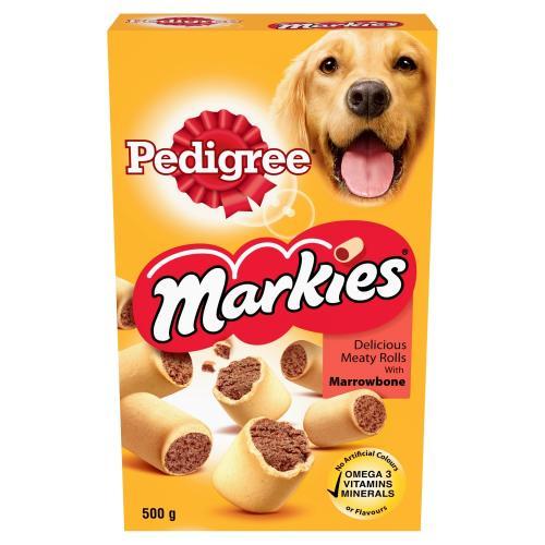 Pedigree Markies Adult Dog Treats