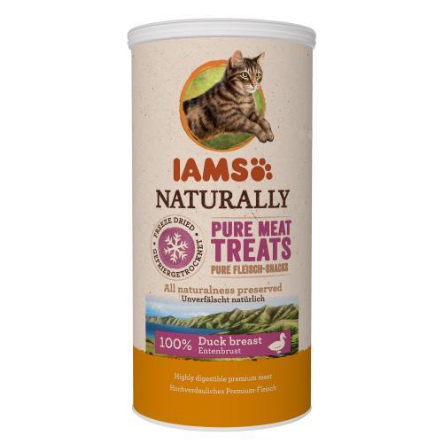 IAMS Naturally 100% Duck Freeze Dried Cat Treats