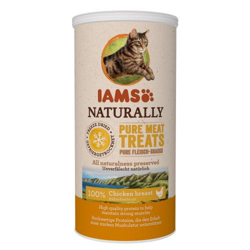 IAMS Naturally 100% Chicken Freeze Dried Cat Treats
