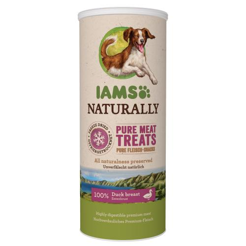 IAMS Naturally 100% Duck Freeze Dried Dog Treats