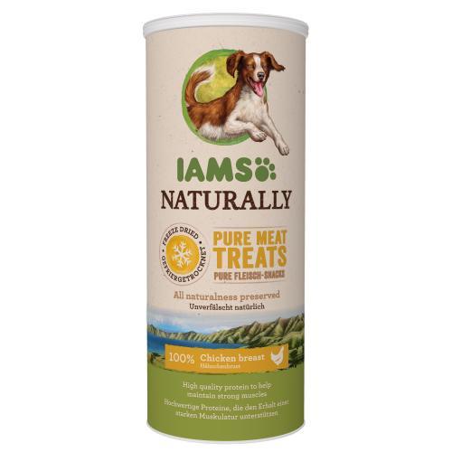 IAMS Naturally 100% Chicken Freeze Dried Dog Treats