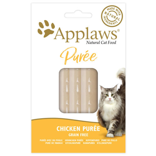 Applaws Chicken Puree Grain Free Cat Treats