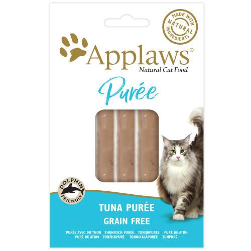 Applaws Tuna Puree Grain Free Cat Treats