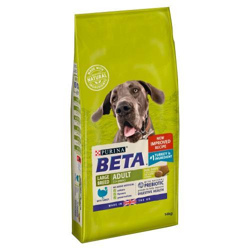 BETA Turkey Large Breed Adult Dog Food