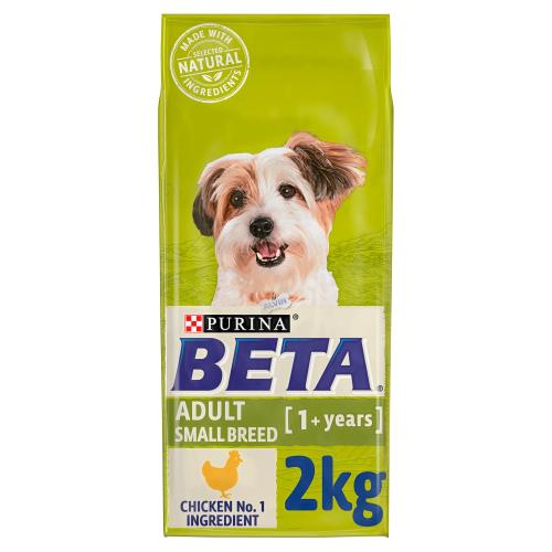 BETA Chicken Small Breed Dry Adult Dog Food