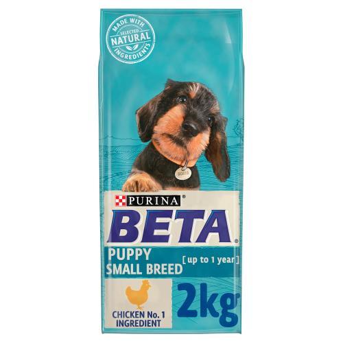 BETA Chicken Small Breed Puppy Food