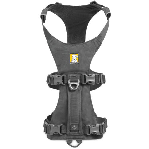 Ruffwear Flagline Dog Harness in Granite Grey