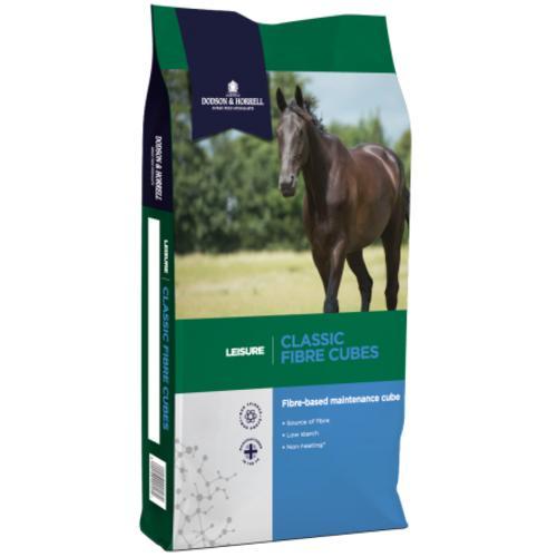 Dodson & Horrell Classic Fibre Cubes Horse Feed