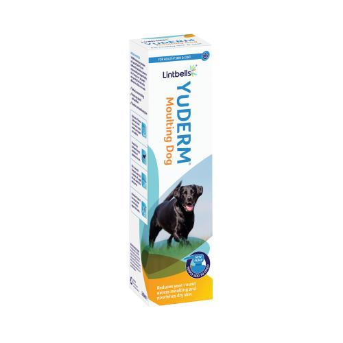 YuDERM Dog Skin & Coat Supplement