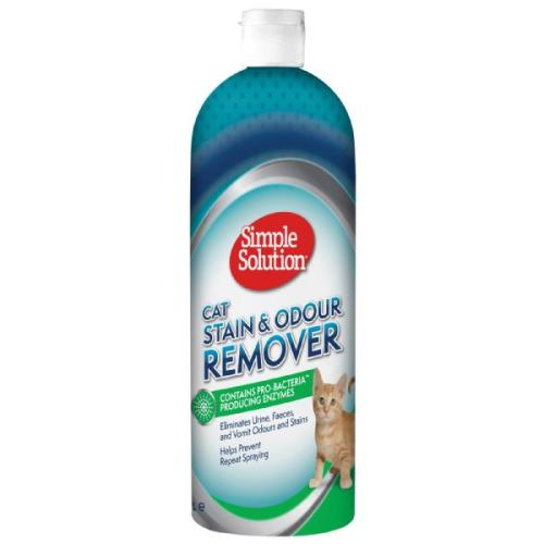 Simple Solution Cat Stain and Odour Eliminator