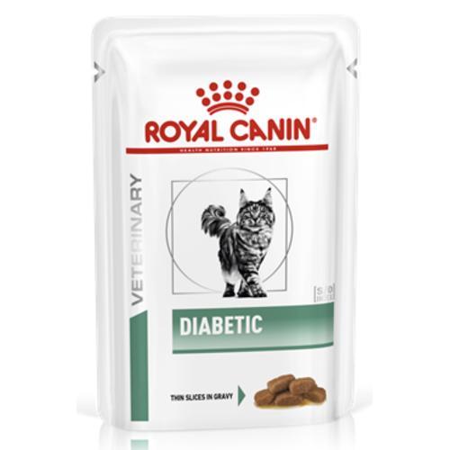 Royal Canin Veterinary Diabetic Wet Cat Food