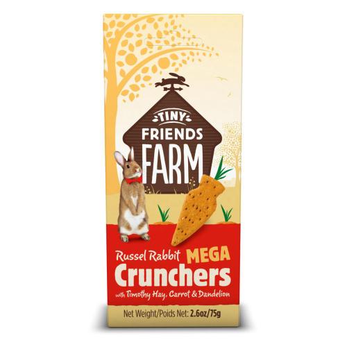 Supreme Tiny Friends Farm Russel Rabbit Mega Crunchers