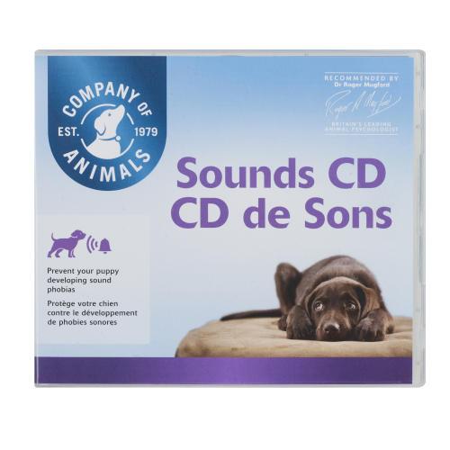 CLIX Training Loud Noises & Sounds CD