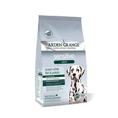 Arden Grange Ocean Fish Sensitive Adult Dog Food