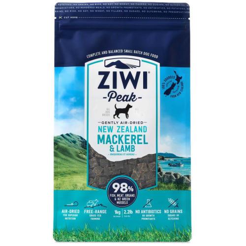 ZiwiPeak New Zealand Mackerel & Lamb Dry Cat Food