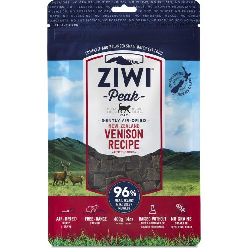 ZiwiPeak New Zealand Venison Dry Cat Food