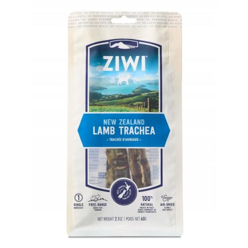 Ziwipeak Oral Health New Zealand Lamb Trachea Dog Chew