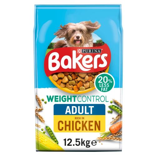 Bakers Weight Control Chicken Dry Adult Dog Food