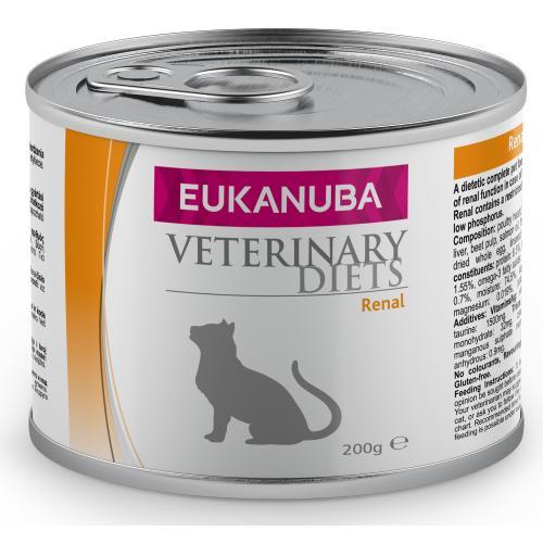 Eukanuba Veterinary Diets Renal Failure Wet Adult Cat Food