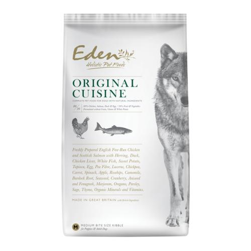Eden 80/20 Original Cuisine Medium Kibble Dry Dog Food