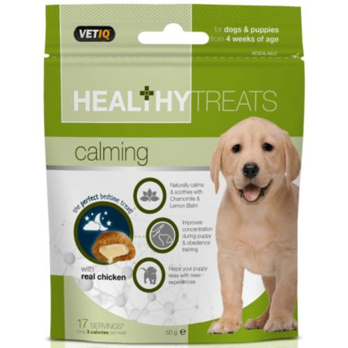 Mark & Chappell VetIQ Calming Healthy Treats for Dogs & Puppies