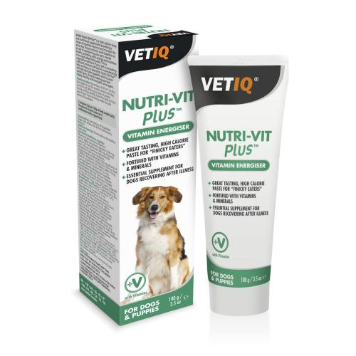 Mark & Chappell VetIQ Nutr-Vit Plus for Dogs