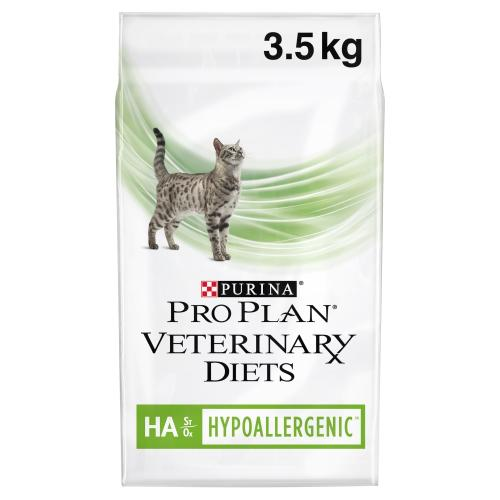 PRO PLAN VETERINARY DIETS Feline HA Hypoallergenic Cat Food