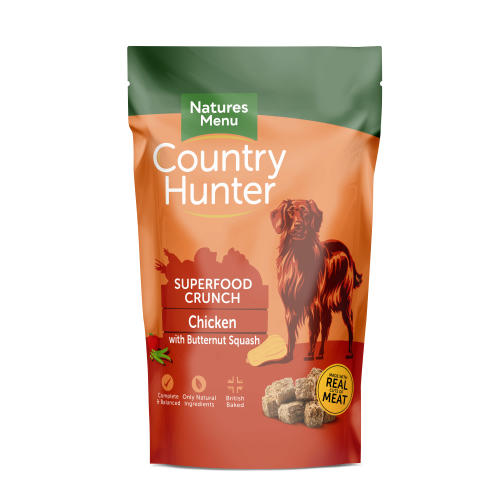 Natures Menu Country Hunter Superfood Crunch Chicken Adult Dry Dog Food