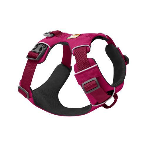 Ruffwear 2020 Front Range Dog Harness in Hibiscus Pink